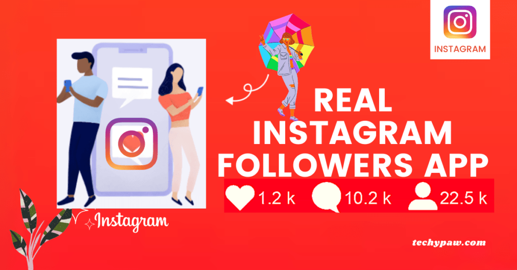Real Instagram Followers App | Turbo Followers [5k Followers Daily]