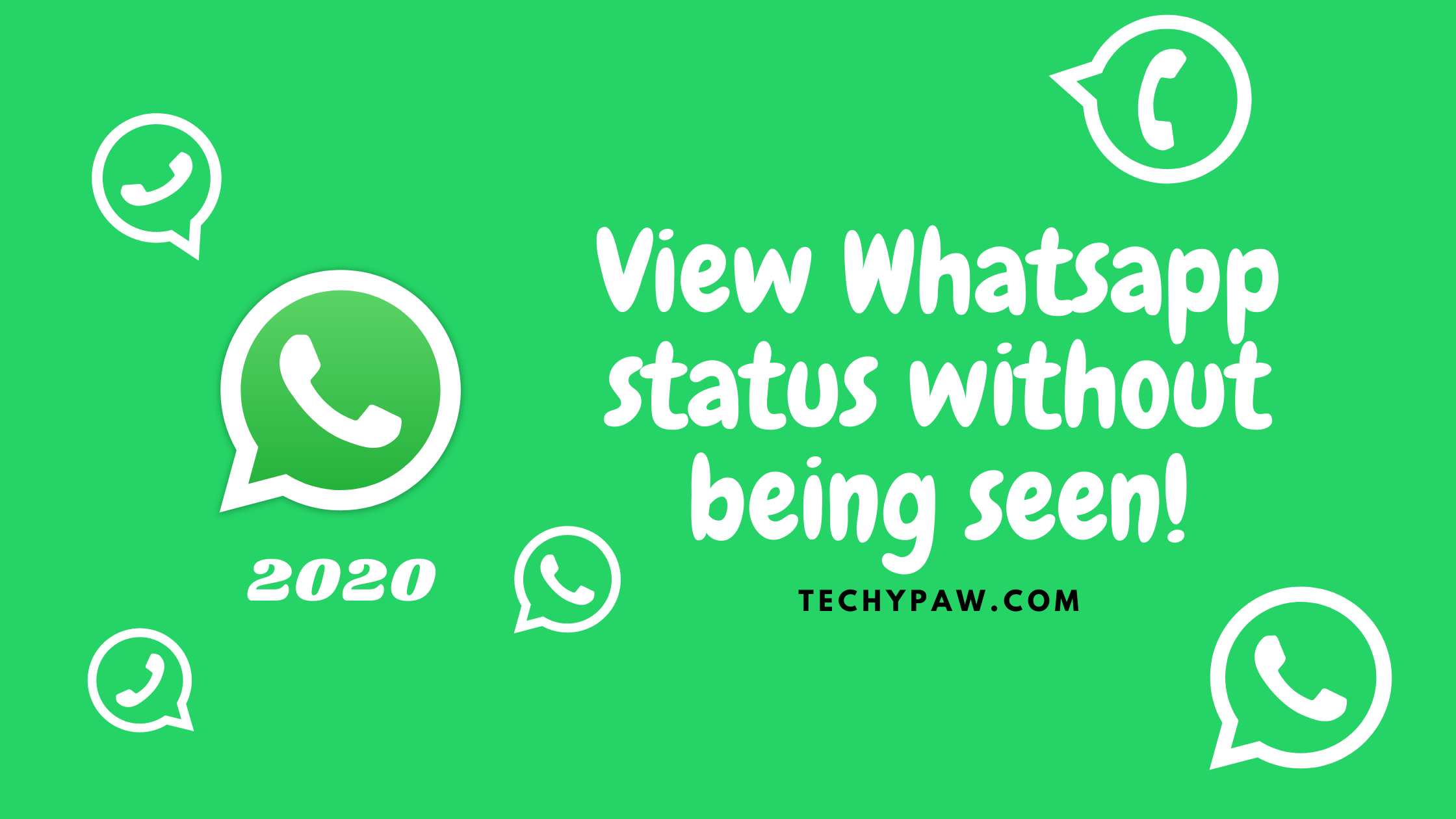 How to View WhatsApp Status Without Being Seen?