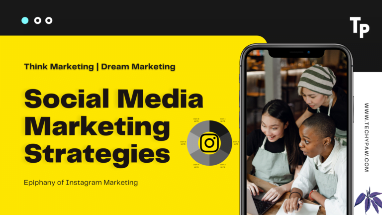 BEST Social Media Marketing Strategies Epiphany of Instagram Marketing in 2020
