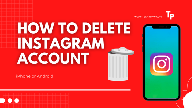 How to Delete Instagram account 2020 on iPhone or Android