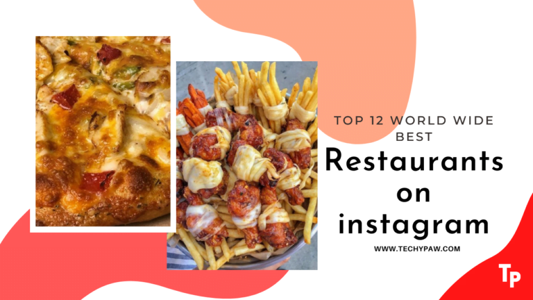 12 Top Restaurants on Instagram That Dominates Restaurant Instagram Marketing