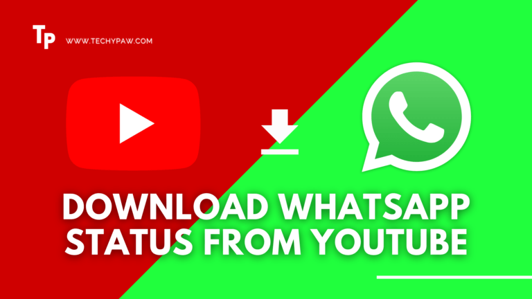 How to Download WhatsApp Status From YouTube?[No App Required]